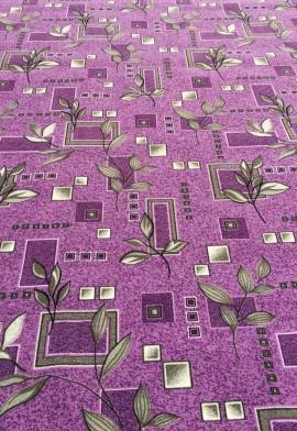 Палас Ветви 1166с5/50 фиолетовый