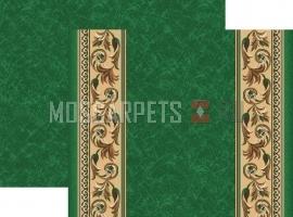 Палас Мрамор зеленый