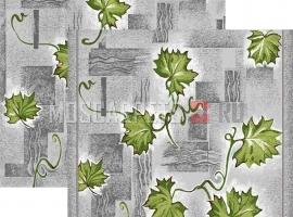 Палас Лоза серо-зеленый