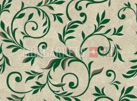 Палас Палисад 1628 бежево-зеленый