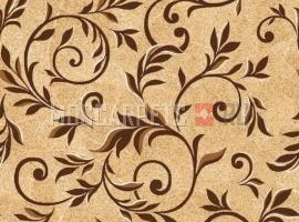 Палас Палисад 1723 бежево-коричневый