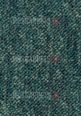 Ковровая плитка Лондон  1205 (London ) зеленый