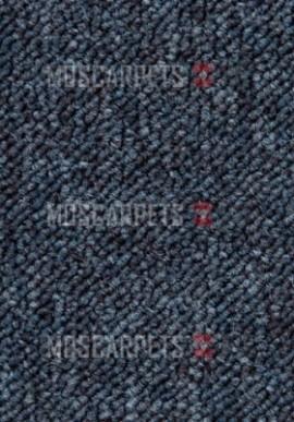 Ковровая плитка Лондон  1236 (London ) синий