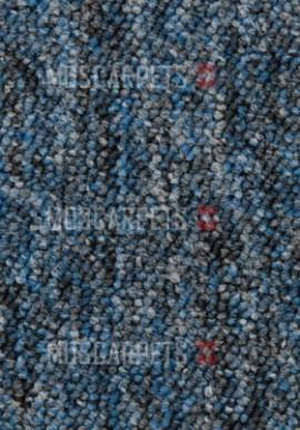 Ковровая плитка Лондон  1237(London ) сине-зеленый