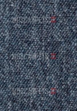 Ковровая плитка Лондон  1283(London ) черно-фиолетовый