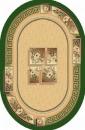 Ковер Триумф - Y105N_30 зеленый