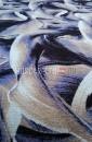 Палас Ветер 4243 бежево-коричневый