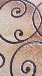 Палас Амели 1250a2/34 бежево-серый 3