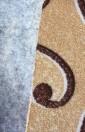 Палас Амели 1250a2/34 бежево-серый 4