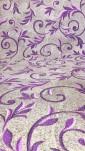 Палас Вензель 1161/50 серо-фиолетовый 1