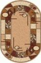 Ковер Триумф - Y105N_65 бежевый